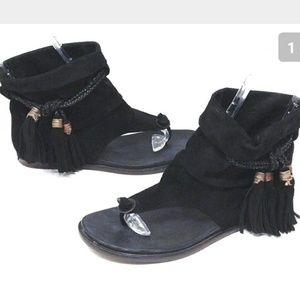 Free People Boot Sandals Marlo US 9 EU 39